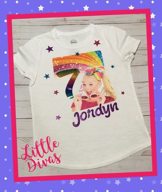Jojo Shirt Siwa Party