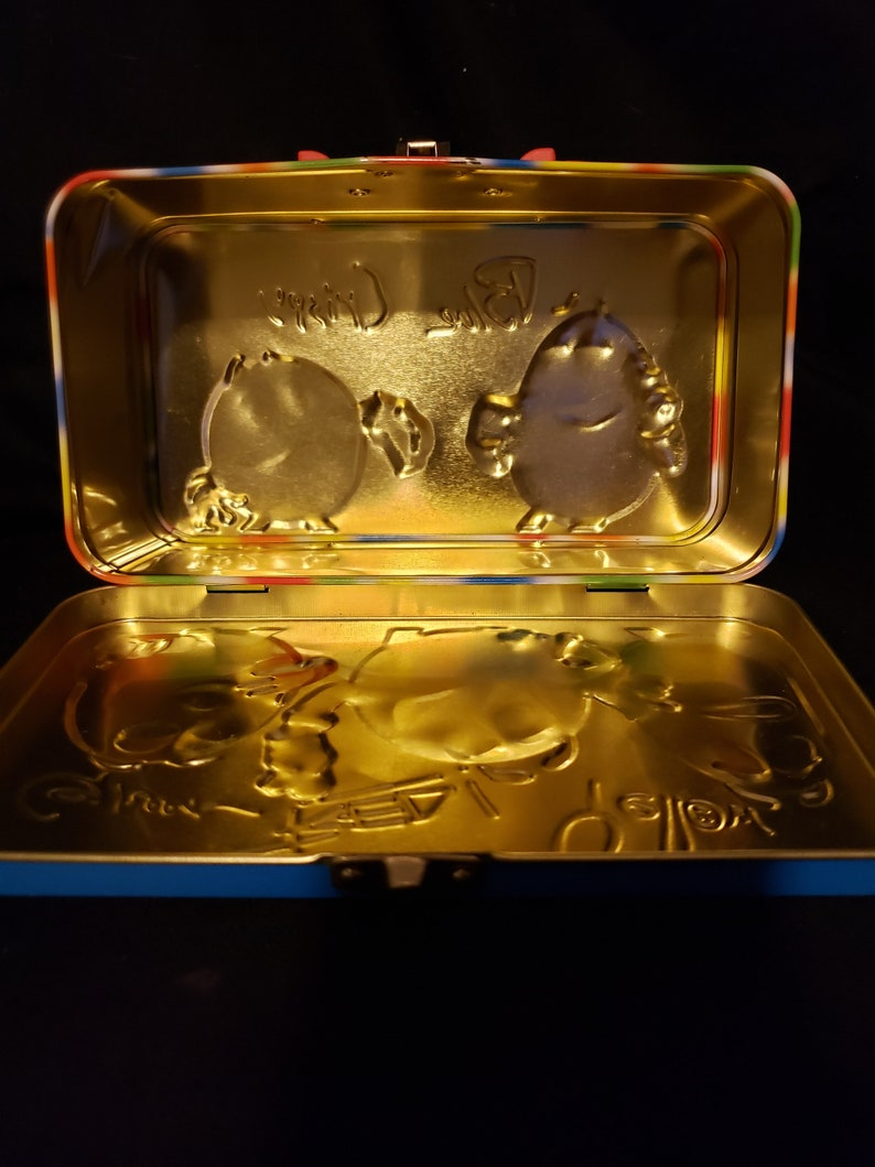 M/&M Souvenir Candy Tin