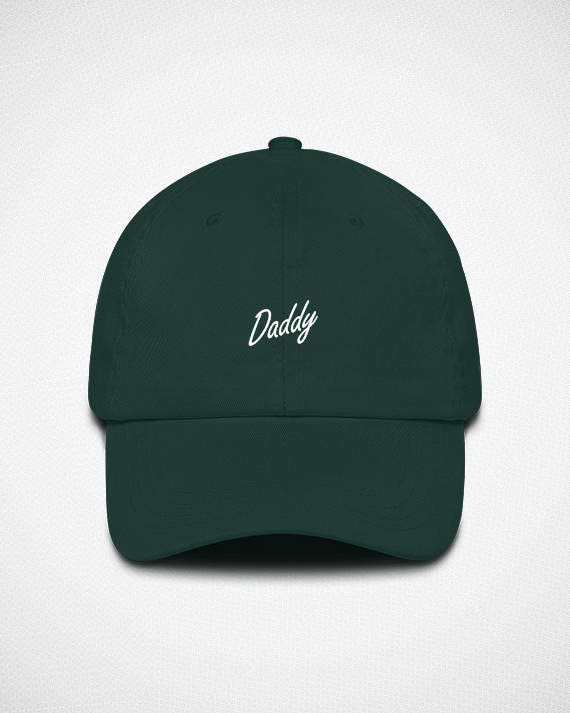 Daddy Embroidered Dad Hat Cute Dad Hats Funny Hat  82f79eb0795