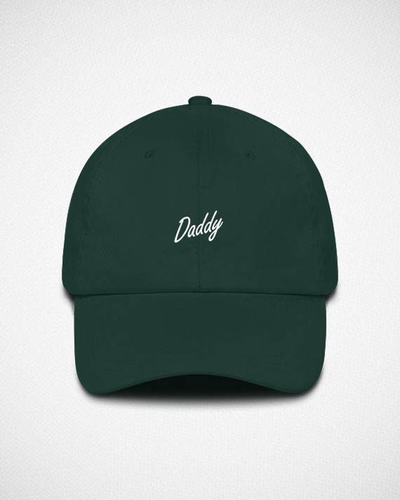 237a3be49ed Daddy Embroidered Dad Hat Cute Dad Hats Funny Hat