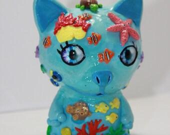 Kid Robot Ocean Kitty