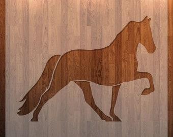 War Horse 783-750 Stencil