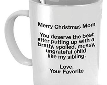 christmas mom mug merry christmas mug mom christmas gifts mom coffee mug christmas gifts for mom mom birthday mug