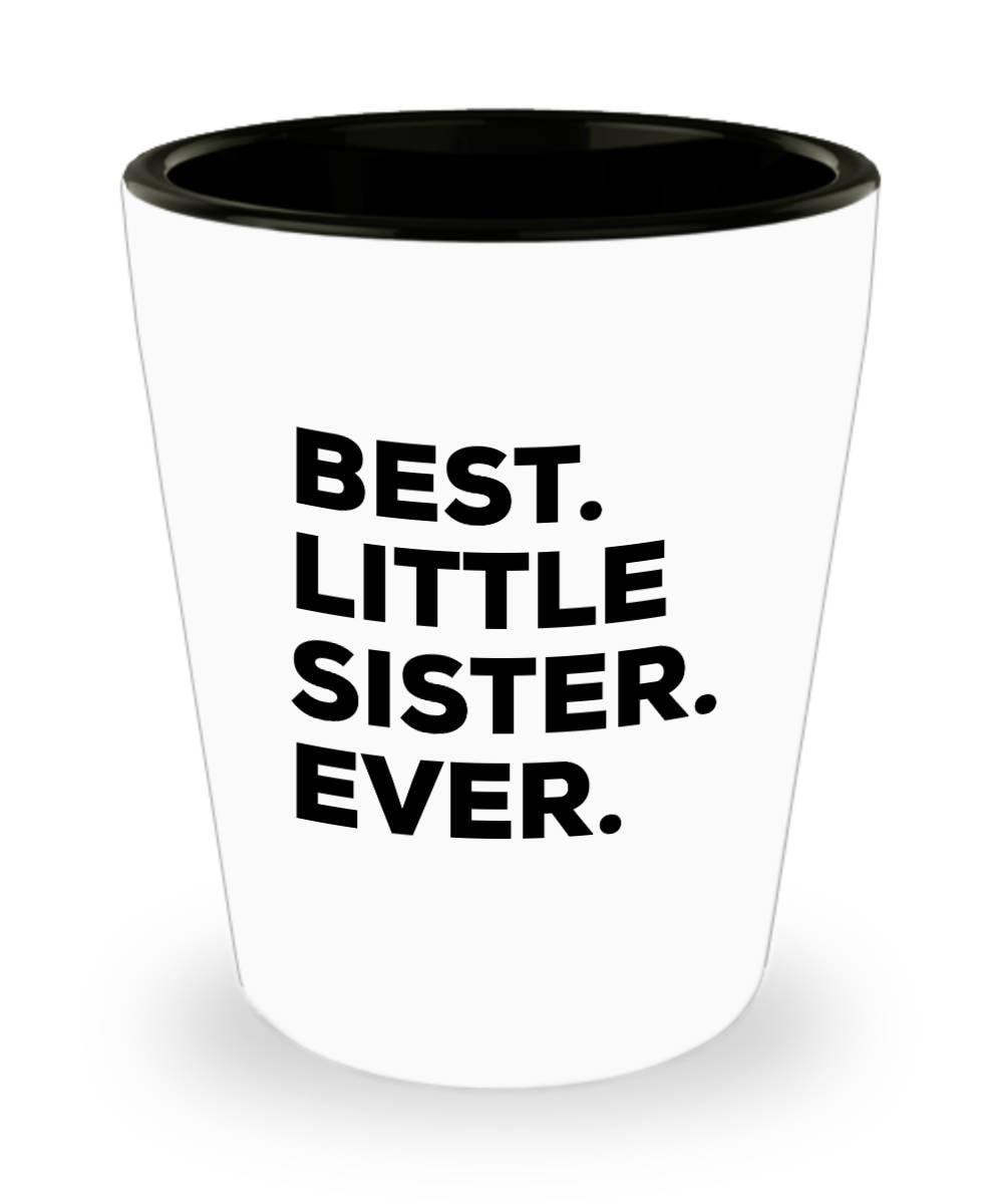 Besten Sie kleine Schwester-Shot-Glas am kleine Schwester | Etsy