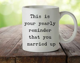 Anniversary Gift - Anniversary Gifts For Men - Funny Gift For Him