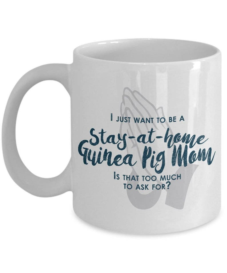 Guinea Pig Mom Gifts Stay At Home