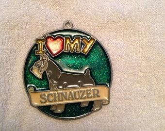Love My Schnauzer