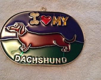Love my Dachshund