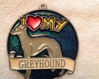 Love my Greyhound