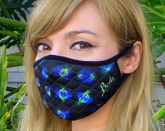 Cell Division Face Mask Washable and Reusable (Beata Science Art, Fashion, Molecular Biology, Mitosis, DNA, STEM, Teacher, Gift, PhD)