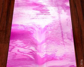 Aura™ (magenta) Yoga mat
