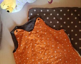 Sleeping bag was