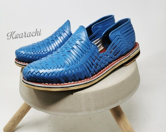 Huaraches Chaussures artisanales mexicaines en cuir