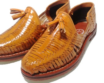 727944065853 Mexican huaraches for men
