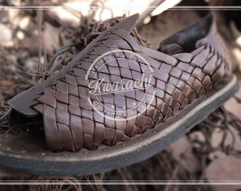 e343d32992dde Huarache oiled very resistant. 100% leather