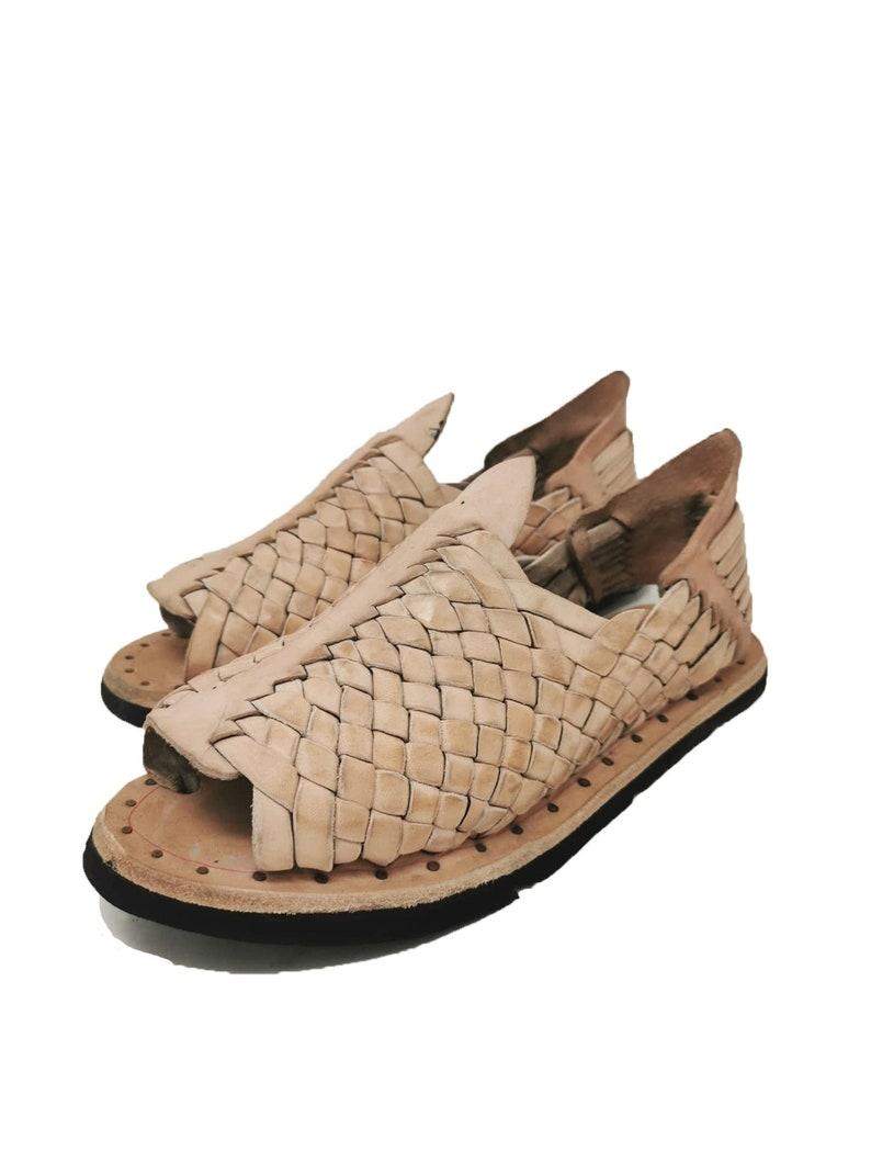f045331c859b5 Huarache Mexico for men. tire sole, open toe. Handmade men's leather sandal