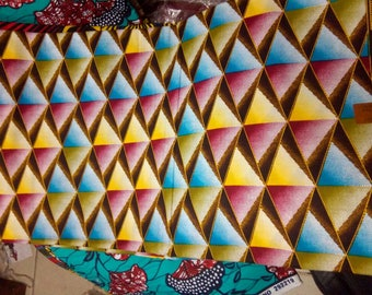 """1""""Yardage Kitenge fabrics"""
