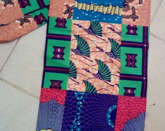 "6""yards Yards Kitenge Patchwork Fabrics"
