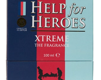 Extreme Aftershave - Help The Heros Charity