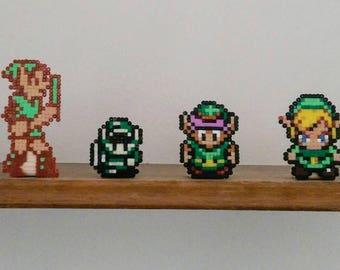 Link's evolution 1986-2004