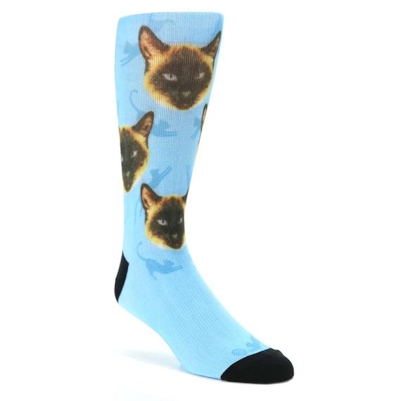 Personalized Autism Awareness 2 Dress Socks For Women Men