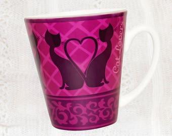 My Heart Belongs to You – Cat Mug