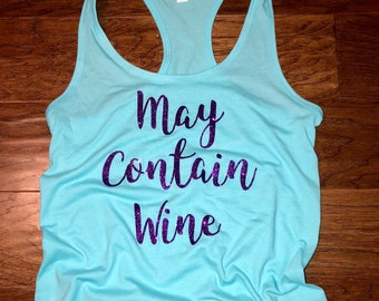 May Contain Wine Tank
