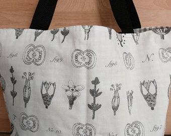 Shopper beach bag bath bag tote bag large
