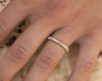 The Copper - Bass Guitar String Ring