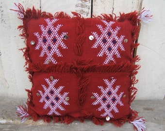 Mariage marocain Handira oreiller