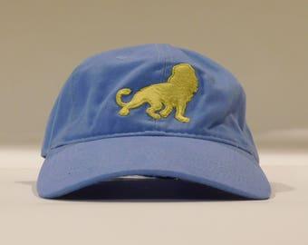 Blue/Yellow Leon Dad Hat