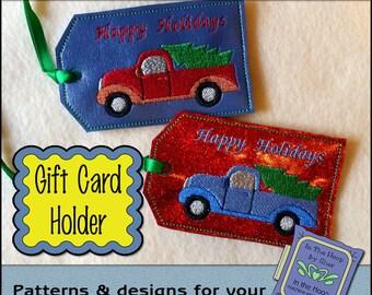 Gift Card Tree Holder Etsy