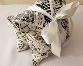 Geek Hot / Cold Rice Bags - Harry Potter Newspaper