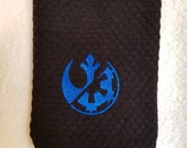 Star Wars - A House Divided Logo Embroidered Hand Towel