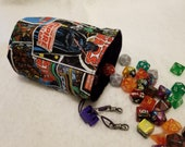 Star Wars Comic Book Covers Dice Bags / Pouches