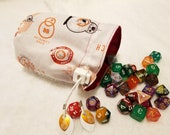 BB-8 Dice Bags / Pouches
