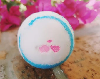 Wild Passion Imitation Love Spell Bath Bomb, Perfect Christmas Gift for Wife, Girlfriend, Mom, Friend or Teacher