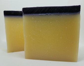 Black Raspberry and Vanilla Handmade, Artisan Soap