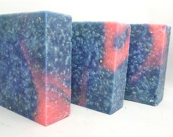 Glacial Stream Gardenia Handcrafted Soap