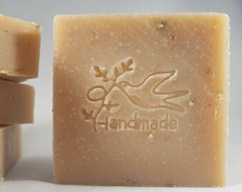 Goat's Milk Citrus Splash Artisan Soap