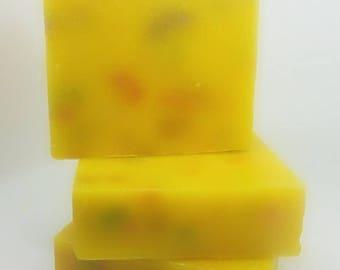 Festival Soap, Sweet Soap, Fruity Soap, Homemade Soap, Olive Oil Soap, Hemp Oil Soap, Floral Soap, Vegan Soap, Cold Process, Shea Butter