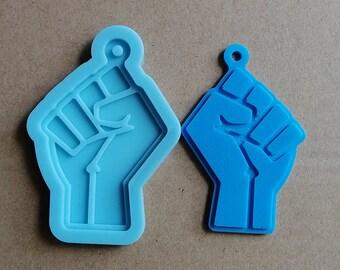 Keychain Mold Etsy