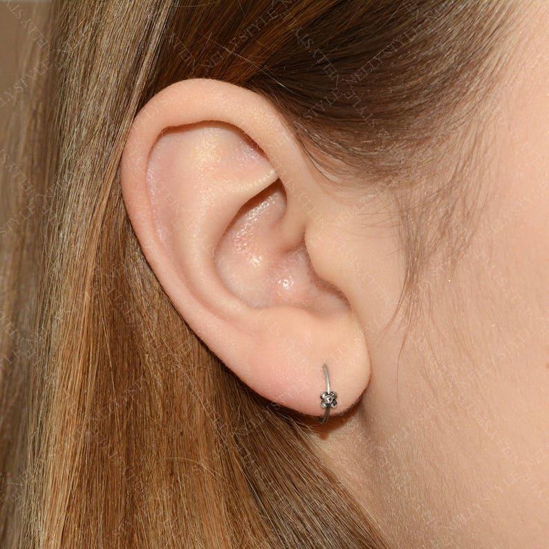Nose Hoop Ring 20g nose ring SALE 316L surgical steel nose piercing