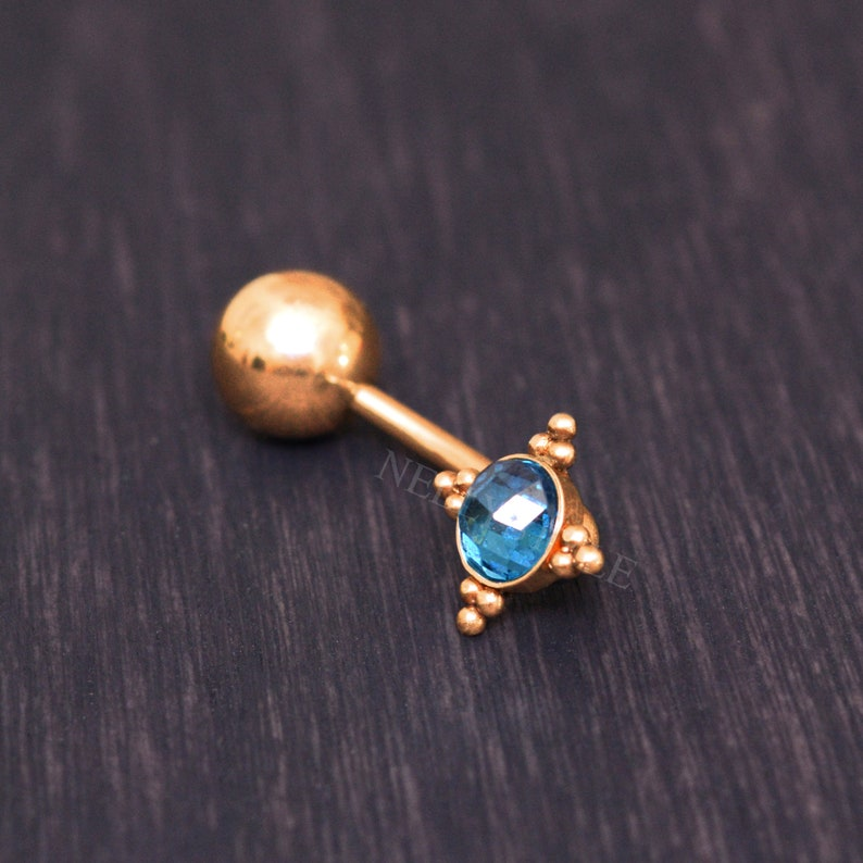 Belly Button Jewelry Body Jewelry 316L Surgical Steel Belly Ring CZ