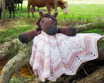 Custom Horse or Unicorn Lovey