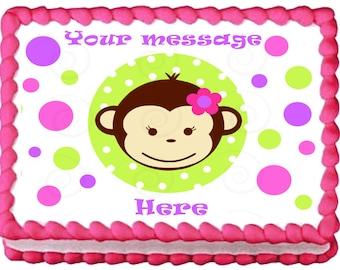 Girl Mod Monkey Etsy