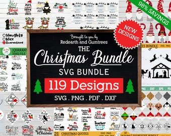 Huge Christmas bundle svg,Arabesque christmas tile ornament svg, nativity scene,svg,gnome,santa,elf,christmas mask,quarantine SVG,PNG,Dxf