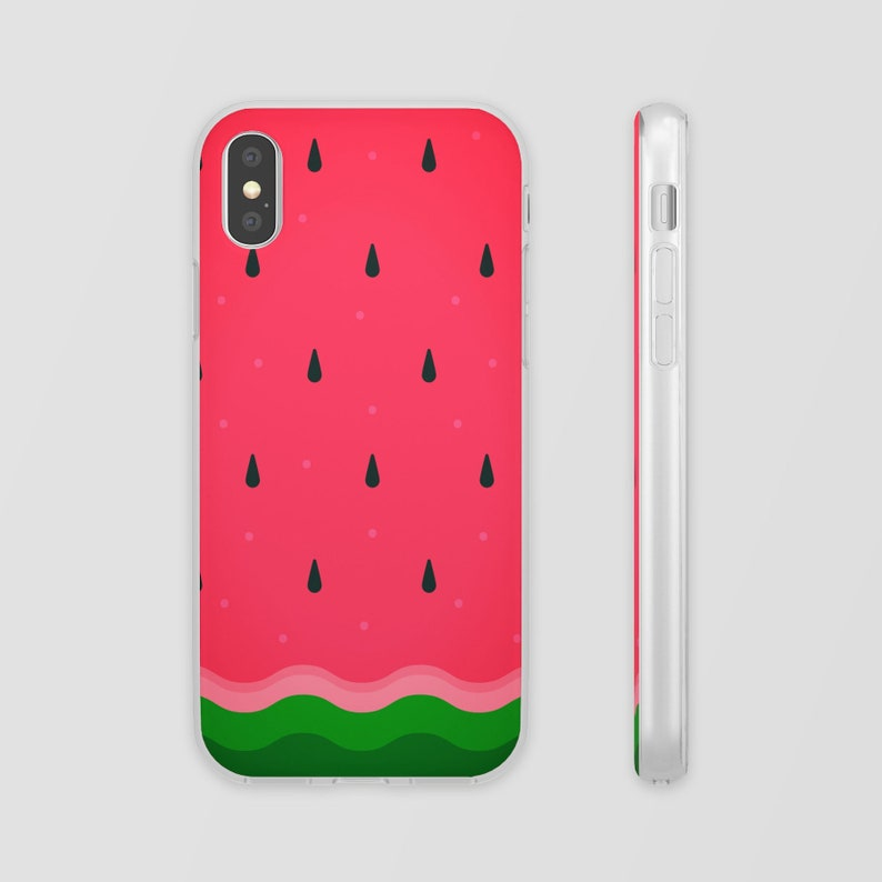 finest selection 9289e b9baa Watermelon - iPhone 7/8/X/XS/XR - iPhone Case/iPhone 7 Case/iPhone 7 Plus  Case/iPhone 8 Case/iPhone 8 Plus Case/iPhone X Case/iPhone XS/Max