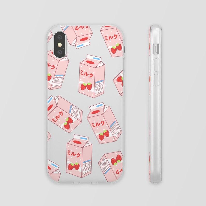 coque iphone xr milk