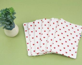 WASHABLE BABY WIPES - organic cotton